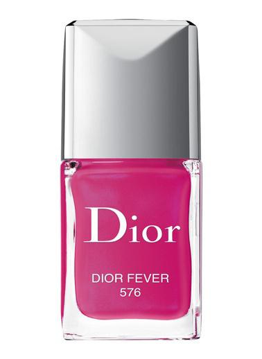 Dior Dior Vernis Nail Lacquer 576 Dior Fever Oje Pembe
